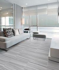 Happy Floors Krea Silver - 12 x 24 porcelain tiles ...