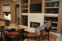which paint color goes with brown furniture | -paint-color ...