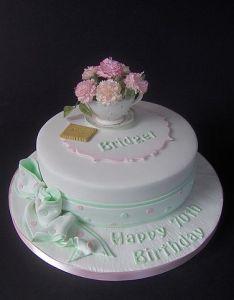 Girly cakes bigfatcook th birthday also crafts pinterest morning girl coffee rh