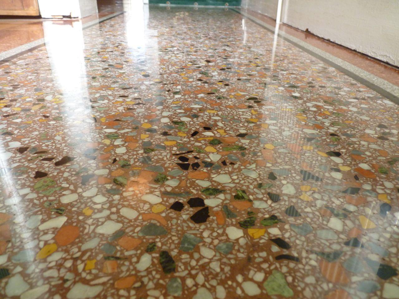 Polished Concrete Floors  Terrazzo Concrete floor and