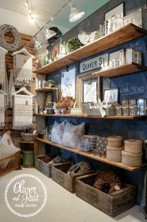 Rustic Store Display Ideas