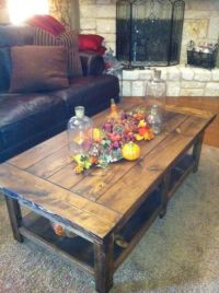 Benchwright Coffee Table | Do It Yourself Home Projects ...