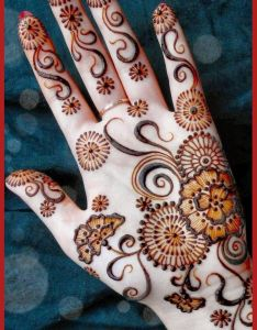 The most distinctive and exquisite designs in mehndi art are ones that hail from middle eastern countries which commonly referred to as ar  also rh za pinterest