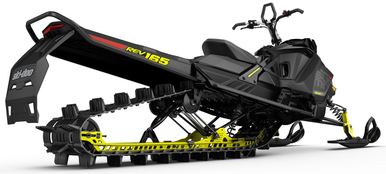 800 Summit Black Ski Sp 154 Doo 2014