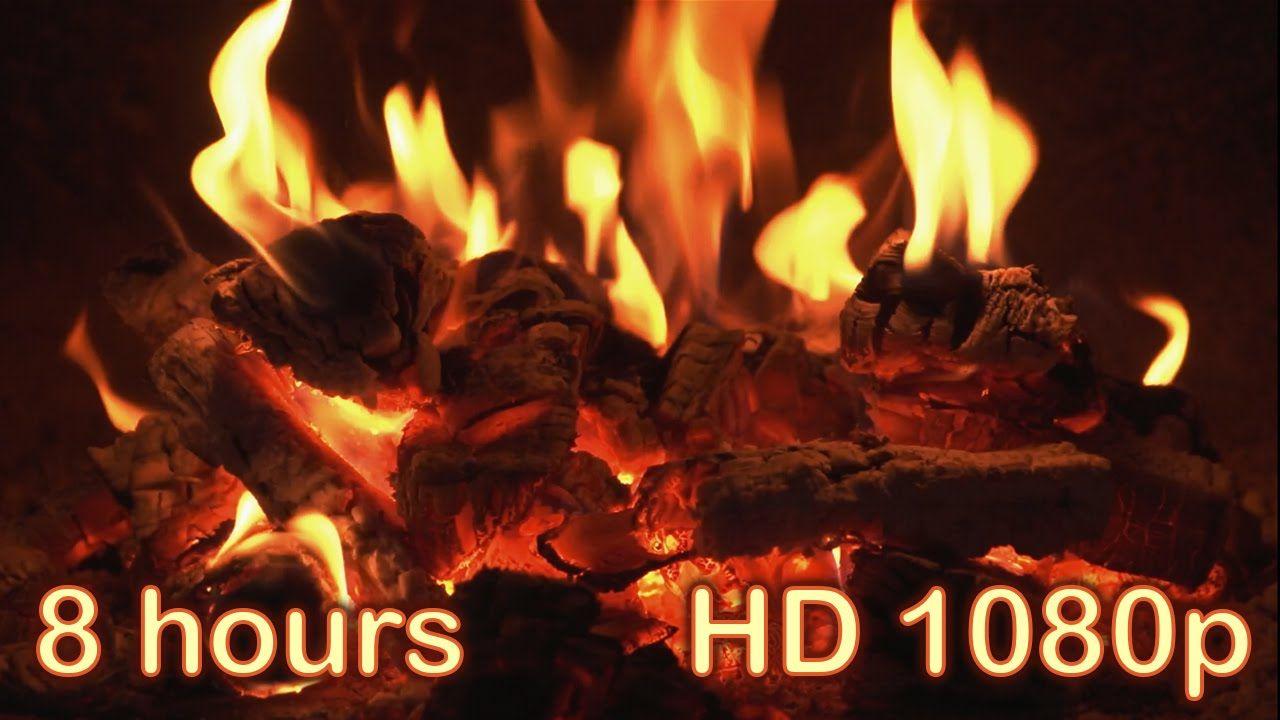 Fireplace Christmas Music.8 Hours Christmas Music With Fireplace Christmas Music