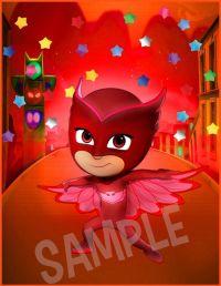 Pj Masks Wall Art Pj Masks Kids Poster Decor Pj by ...