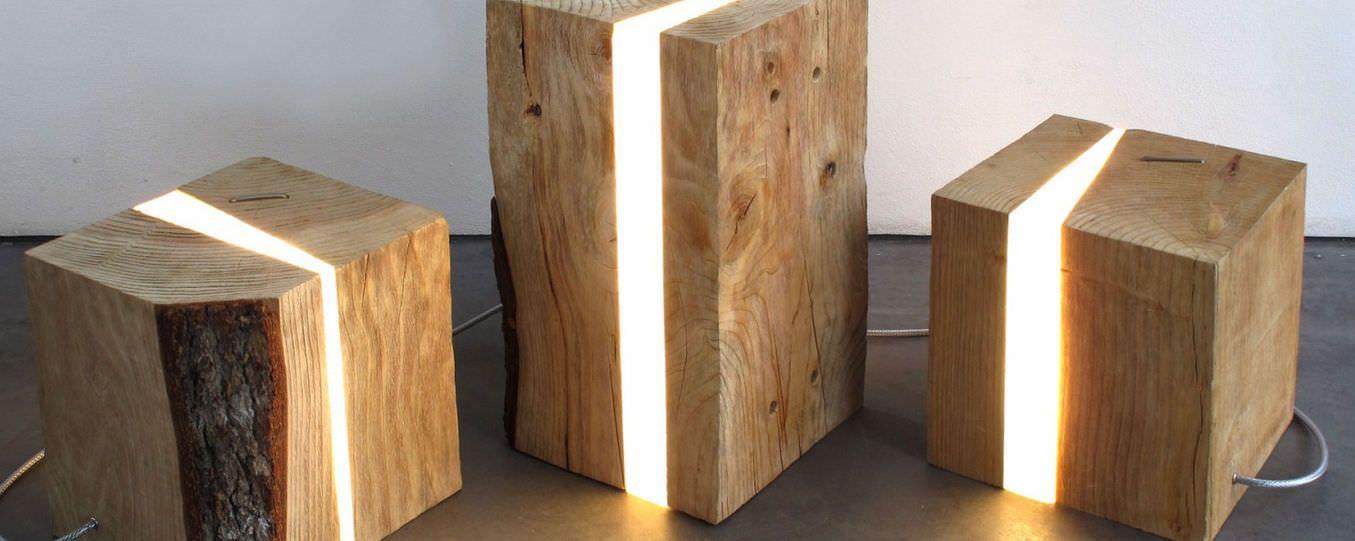 Design lampe holz  Design Lampe Holz | Moregs