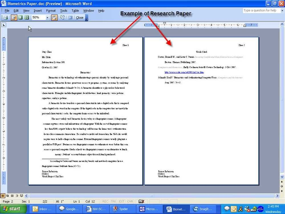 Tips For Writing A Research Paper High School Formal