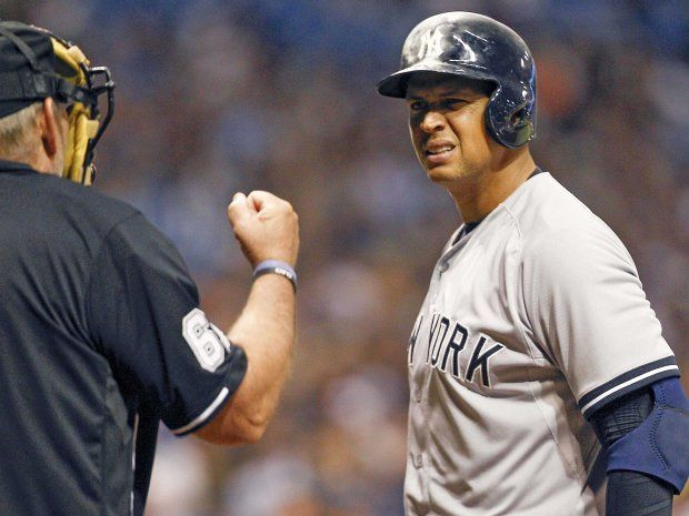 A Rod's Next Home Run Could Cost The Yankees 12 Million Alex