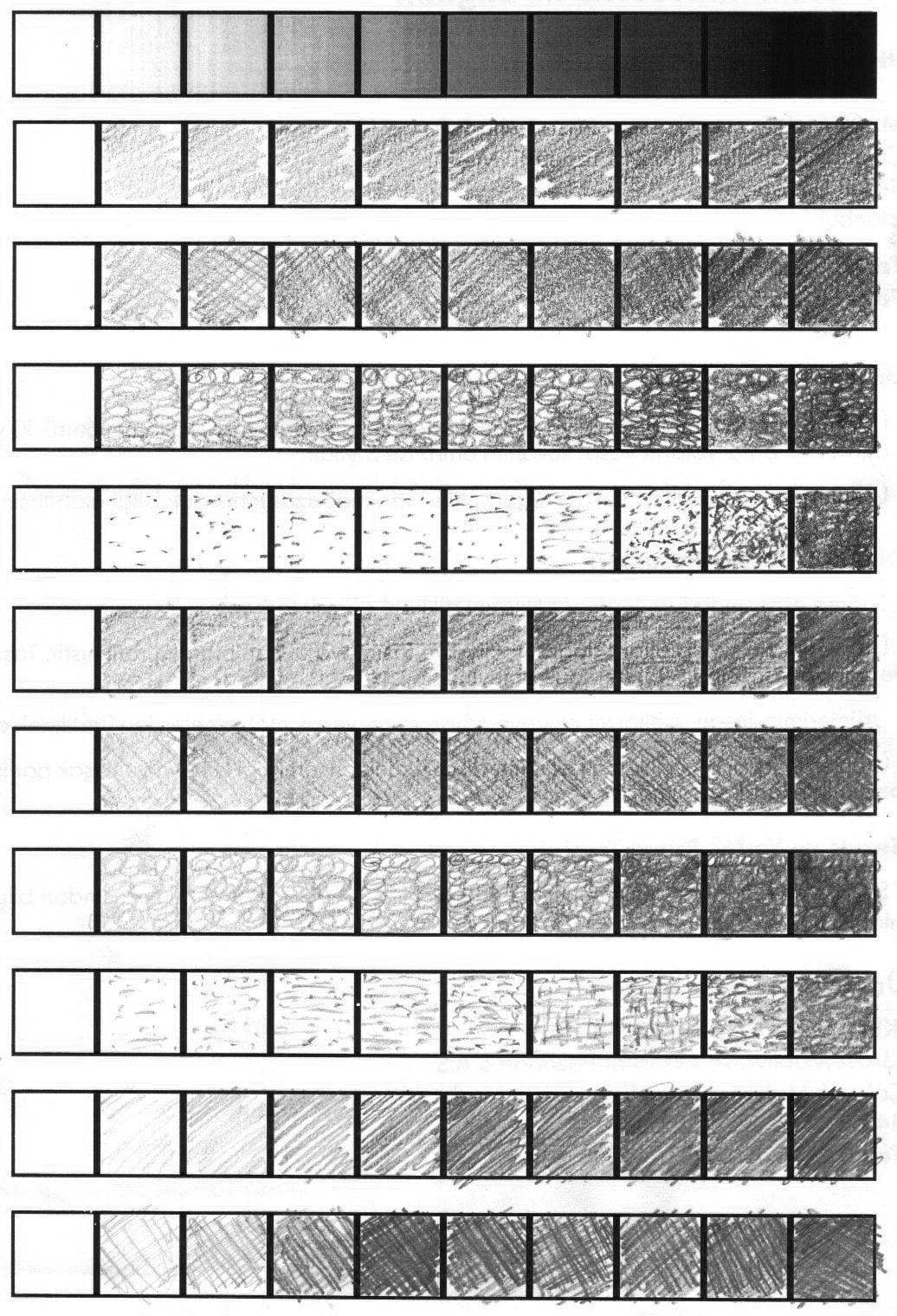 File Value Scales Pencil
