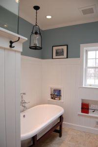 Fairfield Farm Bath remodel, included lots of custom ...