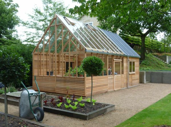 Green House Porches 15ft X 24ft Kings Bromley