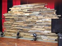 Pallet wall | Sactuary/Main Room | Pinterest | Pallets ...