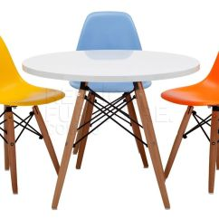 Childrens Panton Chair Covered Beach Lounge Chairs Replica Kids Eames Table | Retro Designer Furniture Mr. Sutton Viv ...