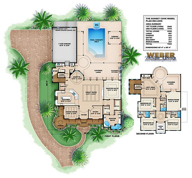 Tropical Homes Design Plan – House Design Ideas