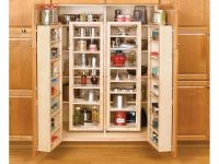 Build a Tall Kitchen Pantry Next To a Refrigerator - http ...
