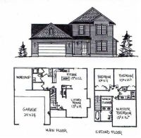 Simple 2 Story House Floor Plans | HOME DECOR IDEAS ...
