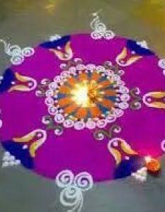Creative rangoli designs for diwali decoration homely version also south indian kolam pinterest rh