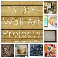 Diy Kitchen Wall Art Ideas - Home Design