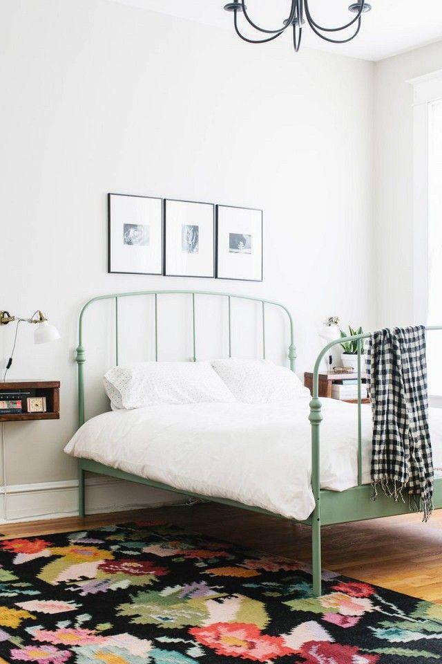 Best 25 Metal bed frame queen ideas on Pinterest  Ikea bed frames White bedroom furniture