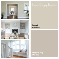 Interior paint colors frequently used in the homes we sell ...
