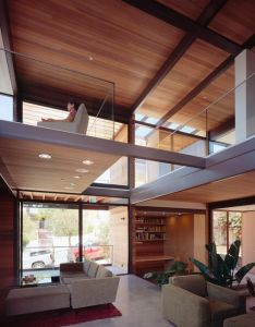 Inside the first livinghome built in santa monica design by ray kappe faia also rh pinterest