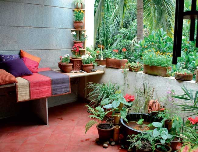 Indian Balcony Garden Decoration Ideas Home Decoration Ideas