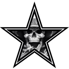 Cowboys Football Helmet Chair Yoga Ball For Kids Dallas Skull Pinterest