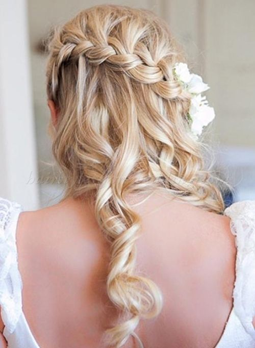 Braided Wedding Hairstyles Bridal Hairstyles With Plaits