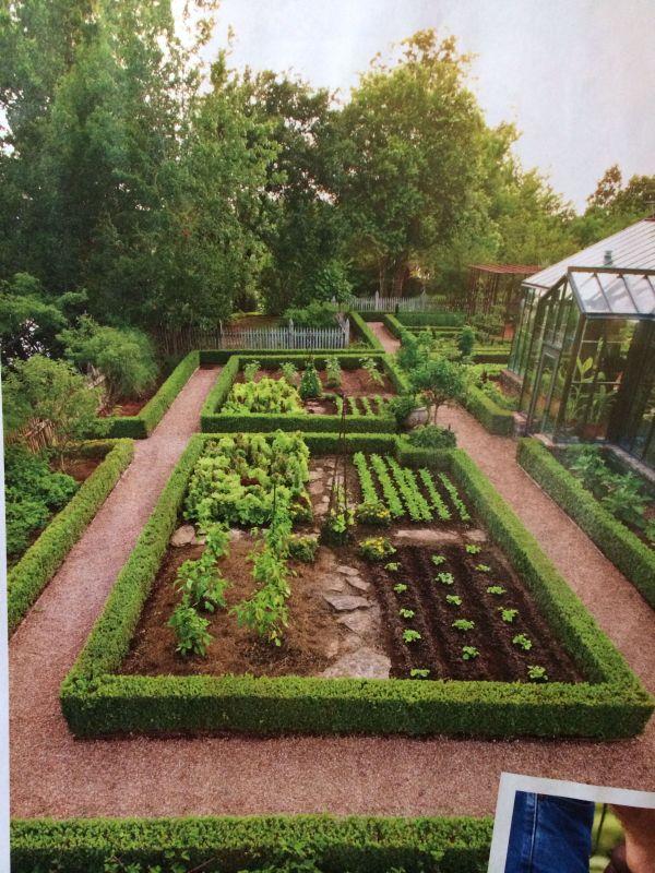 vegetable garden 1 4 acre