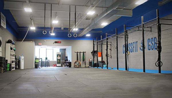 CrossFit Home Gym Design Layout