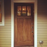 Make a good impression with your front door. This ...