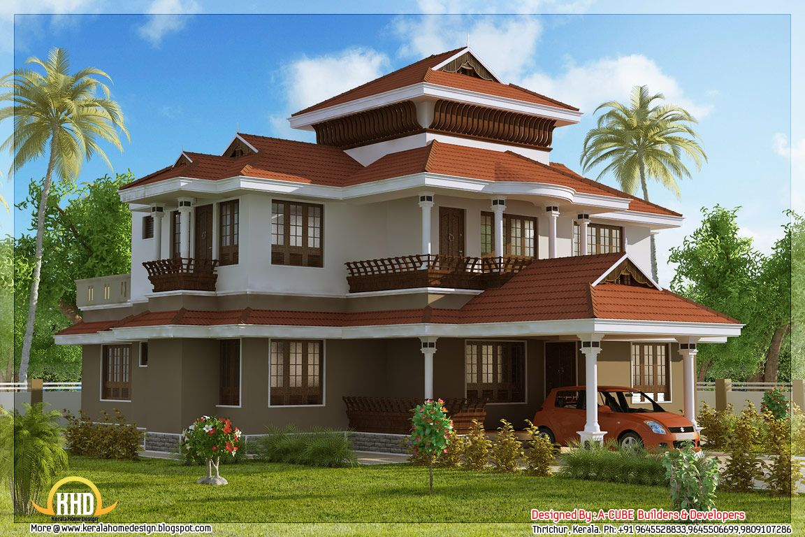 Stunning Kerala House Spots Kerala India Pinterest Home
