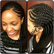 braids cornrow natural hair