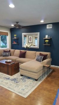 Blue paint color Seaworthy by Sherwin Williams. Perfect ...