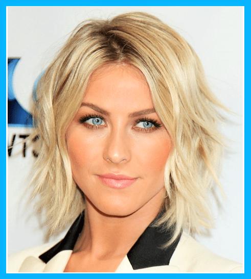 Aktuelle Frisuren Halblange Haare