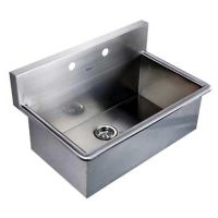 Noah's Collection Dual Mount Stainless Steel 31 in. 2-Hole ...