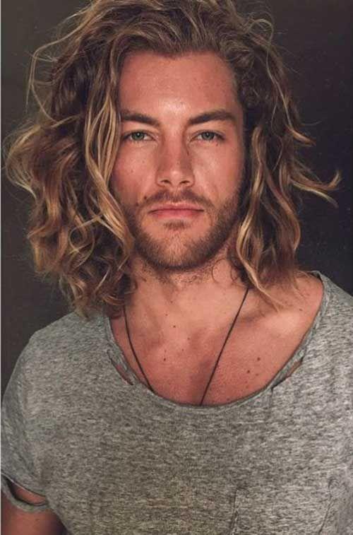 25 Best Long Mens Hairstyles Men Hairstyles Bonfires