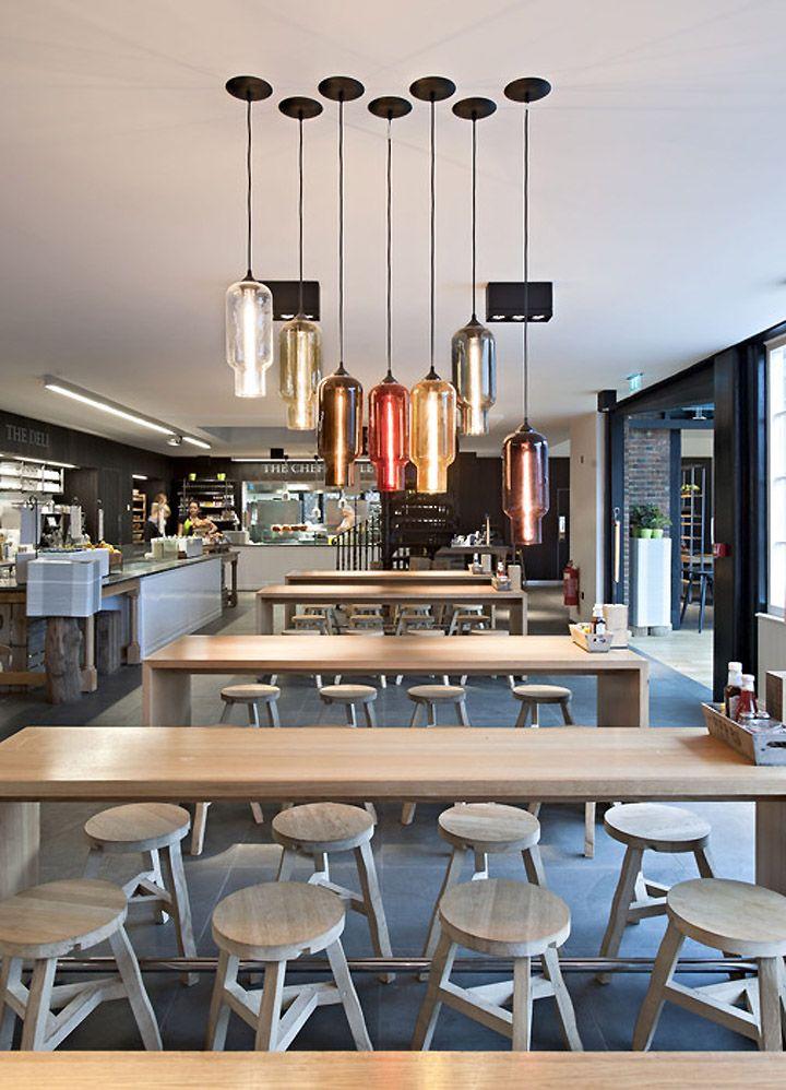 Coach House Restaurant By SHH Hatfield Retail Design Blog