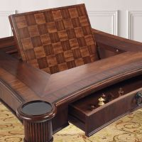 Mandalay Chess Game Table and Chairs | Furniture Only ...