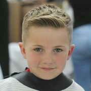 hairstyles 13 year boy