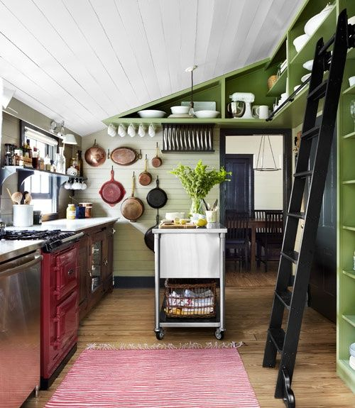 Tiny House Living Rooms That Feel Like PLENTY Of Space Tiny
