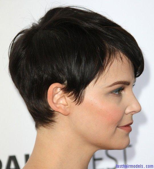 Ginnifer Goodwin's Short Crop Hairstyle The Shorter The Better