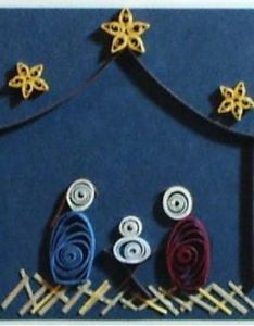 nativity christmas card quilled creations is the leading supplier of paper quilling supplies videos tools and kits also tea light collar poinsettia red green by collars rh pinterest