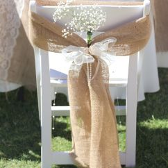Burlap Chair Covers Ideas Rocking Modern Nursery 1000 431 Creative Ways To Add Color Your Wedding View