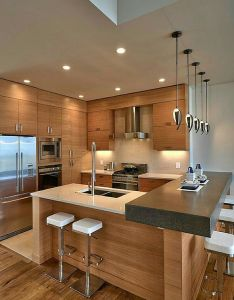 Unique home architecture  contemporary kitchen charisma design also pin by ahmed ghali on pinterest wooden cupboard rh