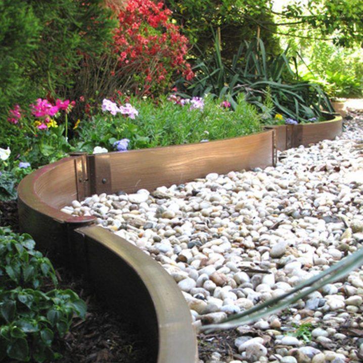 15 Estupendas Bordes De Jardin Landscaping Ideas Garden Edging