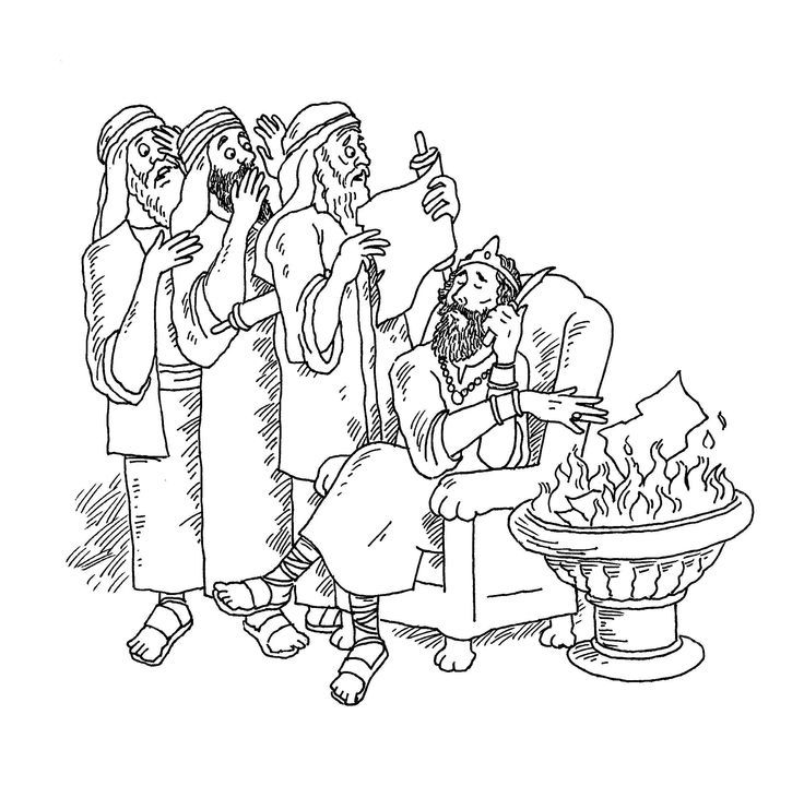 Jeremiah 3 33 Coloring Page Sketch Coloring Page