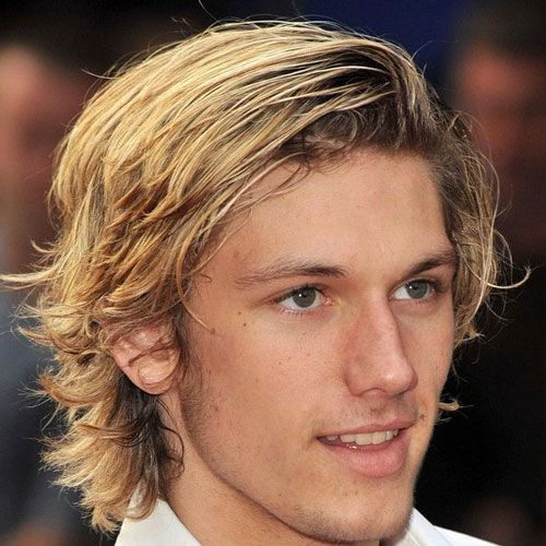 19 Blonde Hairstyles For Men Reves Ash And Boys