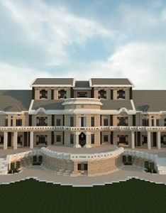 Luxury mansion minecraft building ideas house design also images about builds on pinterest rh